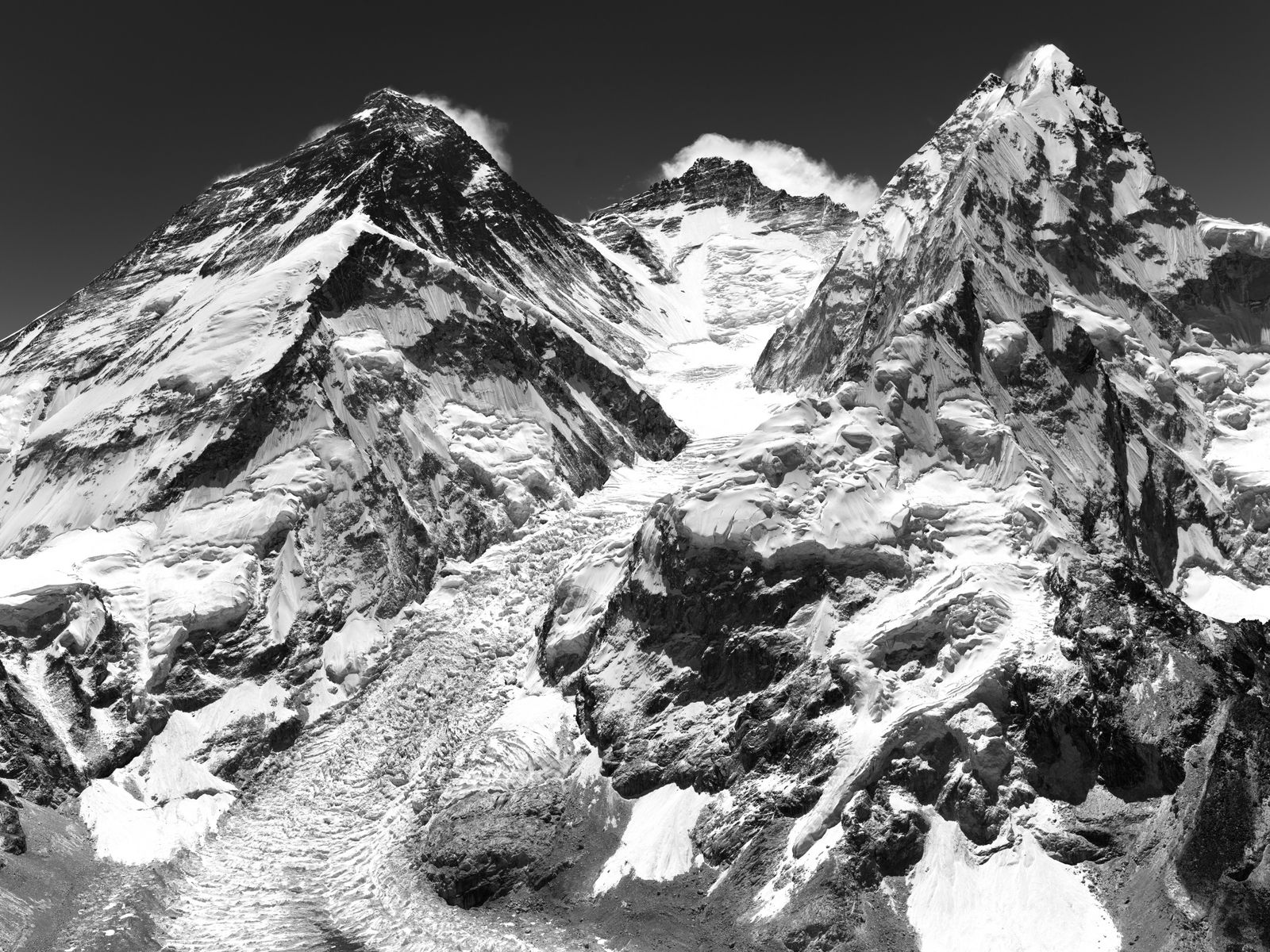 """Aus dem Bildband """"Mountains"""" von Robert Bösch."""