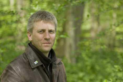 Thomas Mölich leitet das Rettungsnetz Wildkatze beim BUND.