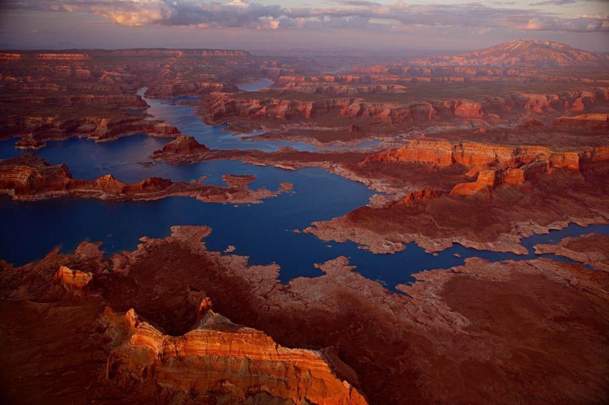 Der Glen Canyon und Lake Powell
