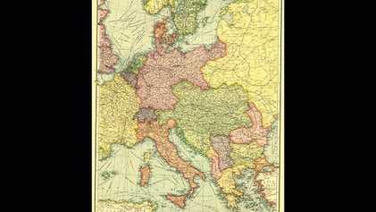 Galerie: Jubiläum: Karten, die Geschichte schreiben