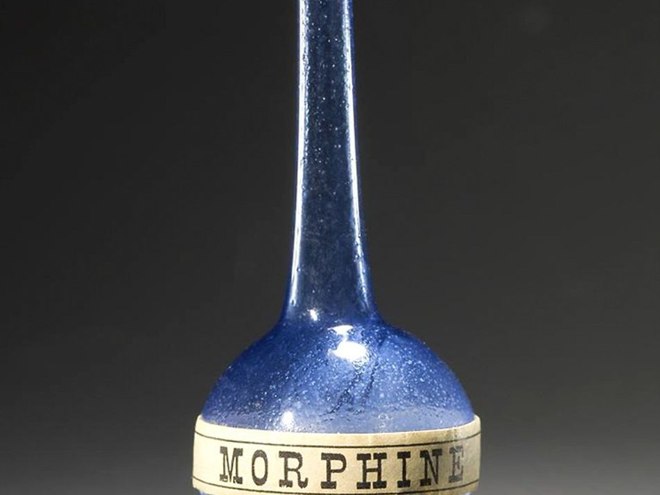 Menschen produzieren körpereigenes Morphin