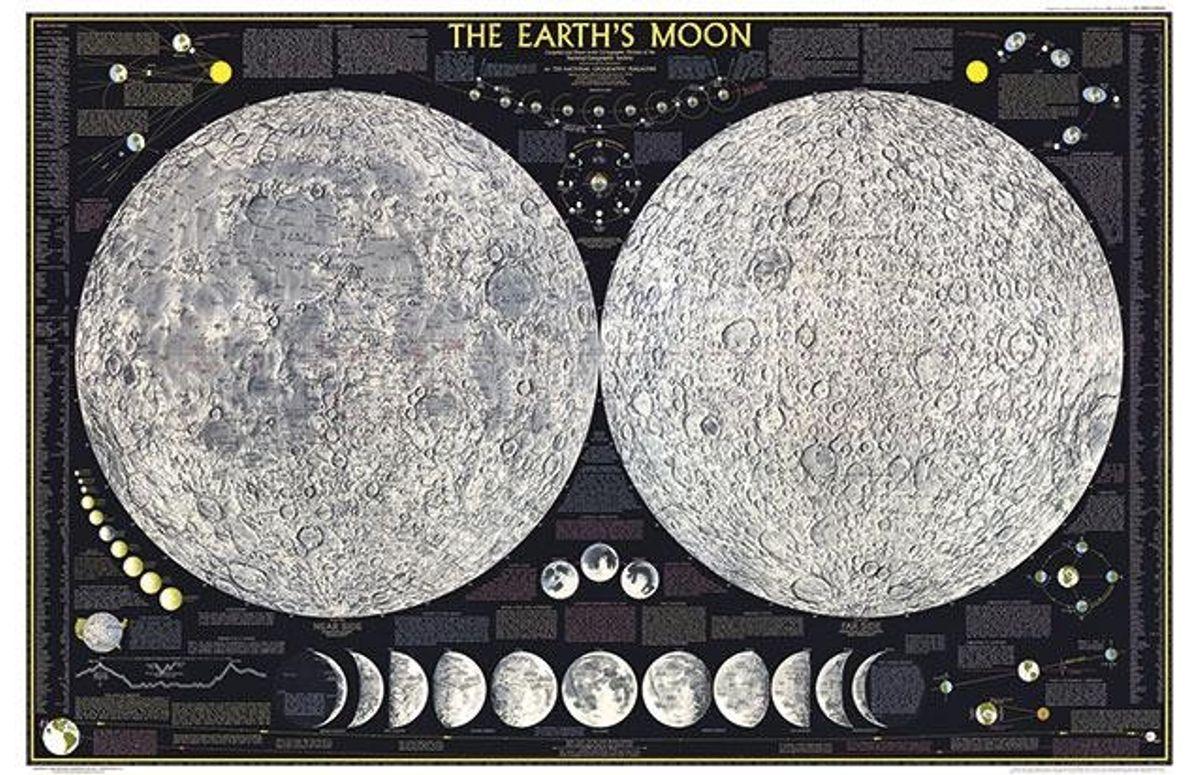 1969 - Unser Mond von allen Seiten
