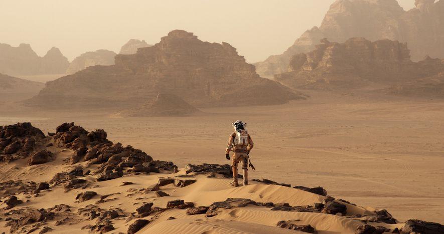 Wie gelingt der Rückflug vom Mars?