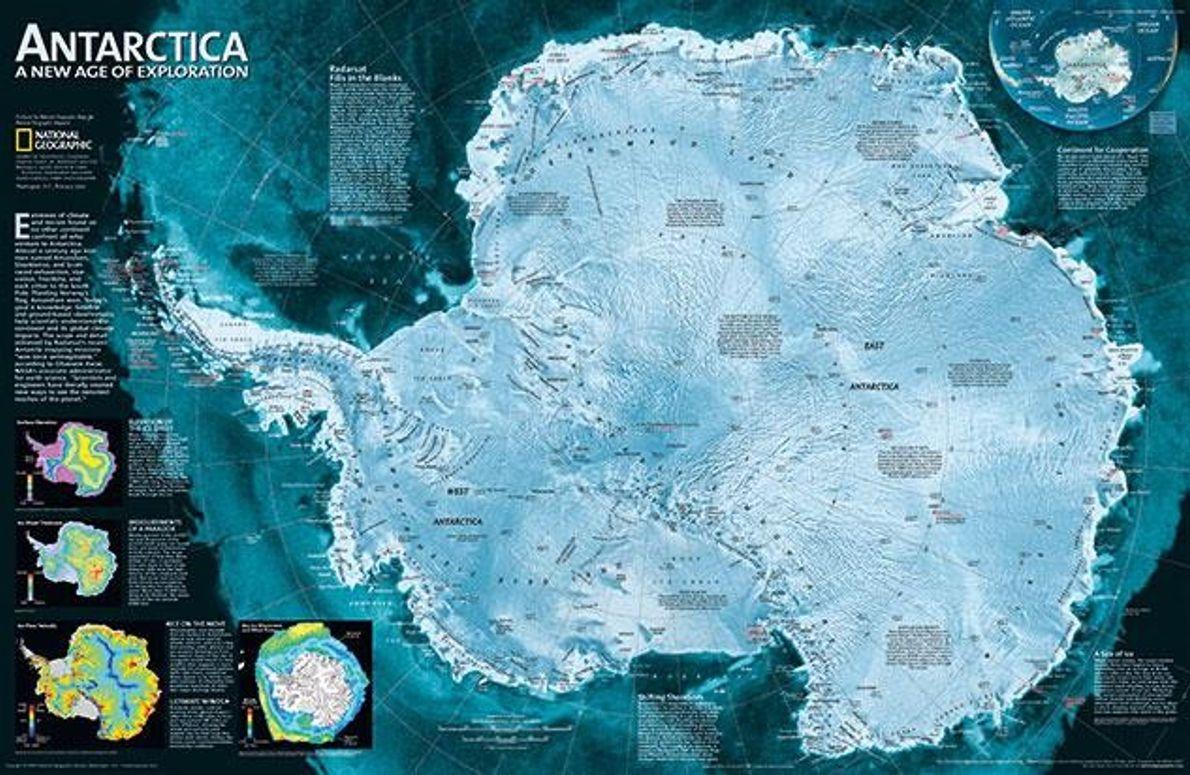 2002 - Ein eisiger Kontinent