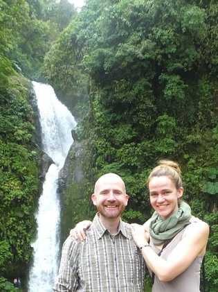Costa Rica Lars und Inga Deventer