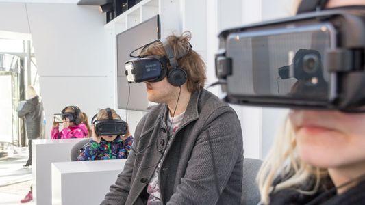 Virtual-Reality-Roadshow in Berlin: Humanitäre Hilfe hautnah