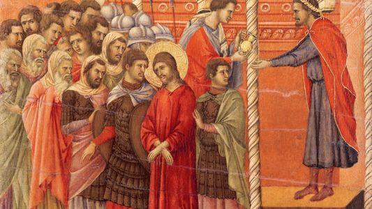 Händewaschen als mittelalterliche Machtdemonstration