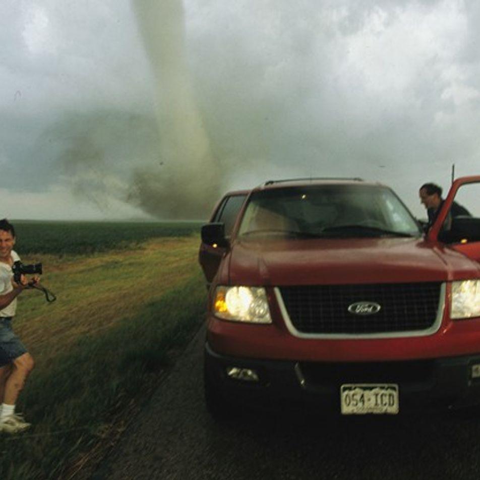 Galerie: Tornados: Die Wissenschaft hinter der Zerstörungskraft