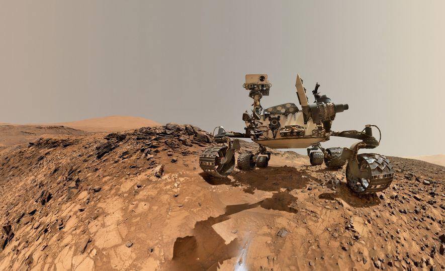 Von Pathfinder bis Curiosity – 20 Jahre Marsroboter