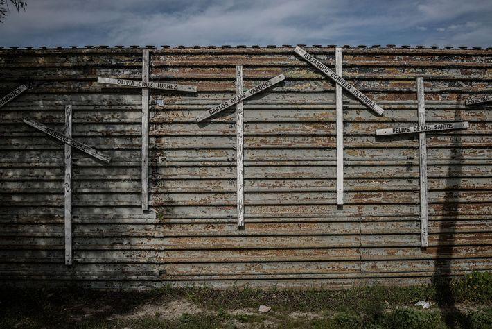 Grenzmauer