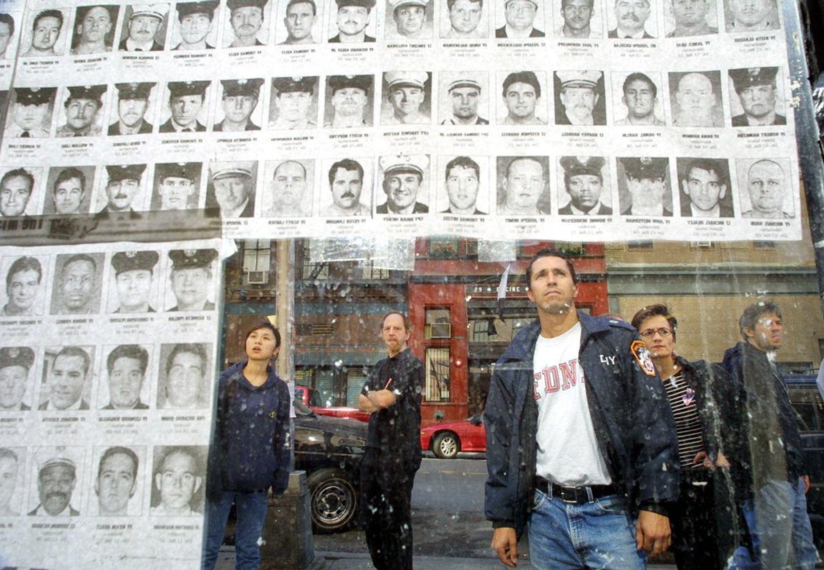 Gesichter der Vermissten