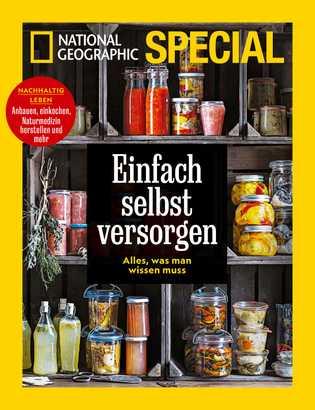 Cover von National Geographic Special: Einfach selbst versorgen