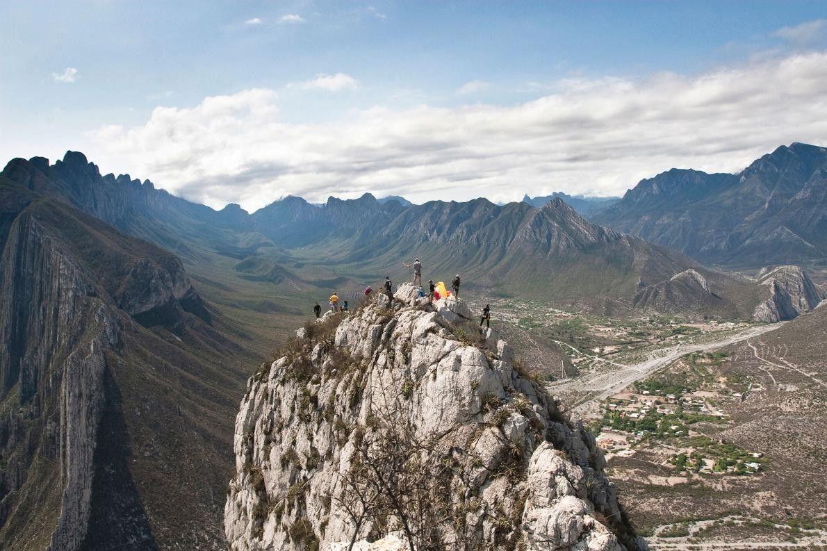 Gipfel im La Huasteca