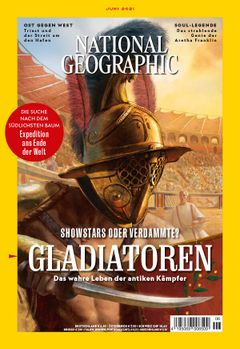 National Geographic Magazin 06/2021 Cover