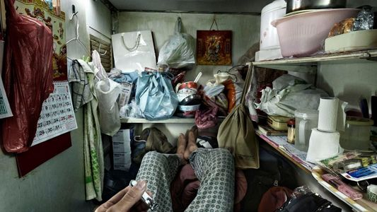 Das Leben in Hongkongs Sargzimmern
