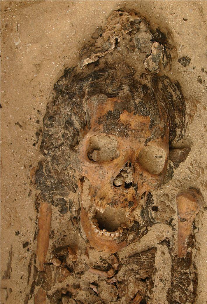 Grab Amarna Ägypten