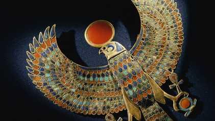 Galerie: Begräbniskleidung der Wikinger mit frühen arabischen Schriftzeichen verziert