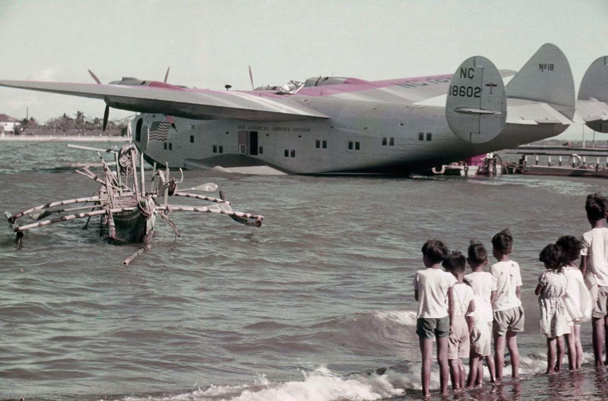 Luzon Island, Philippines: 1940