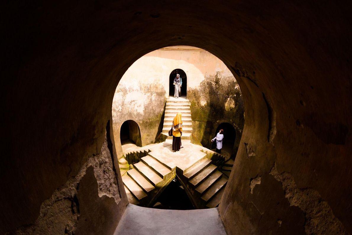 Labyrinth der Menschen