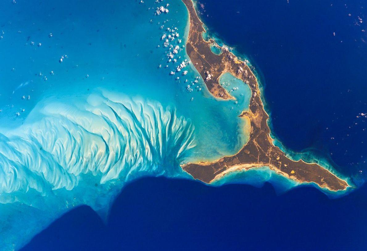 Bahamas-Insel Eleutheria