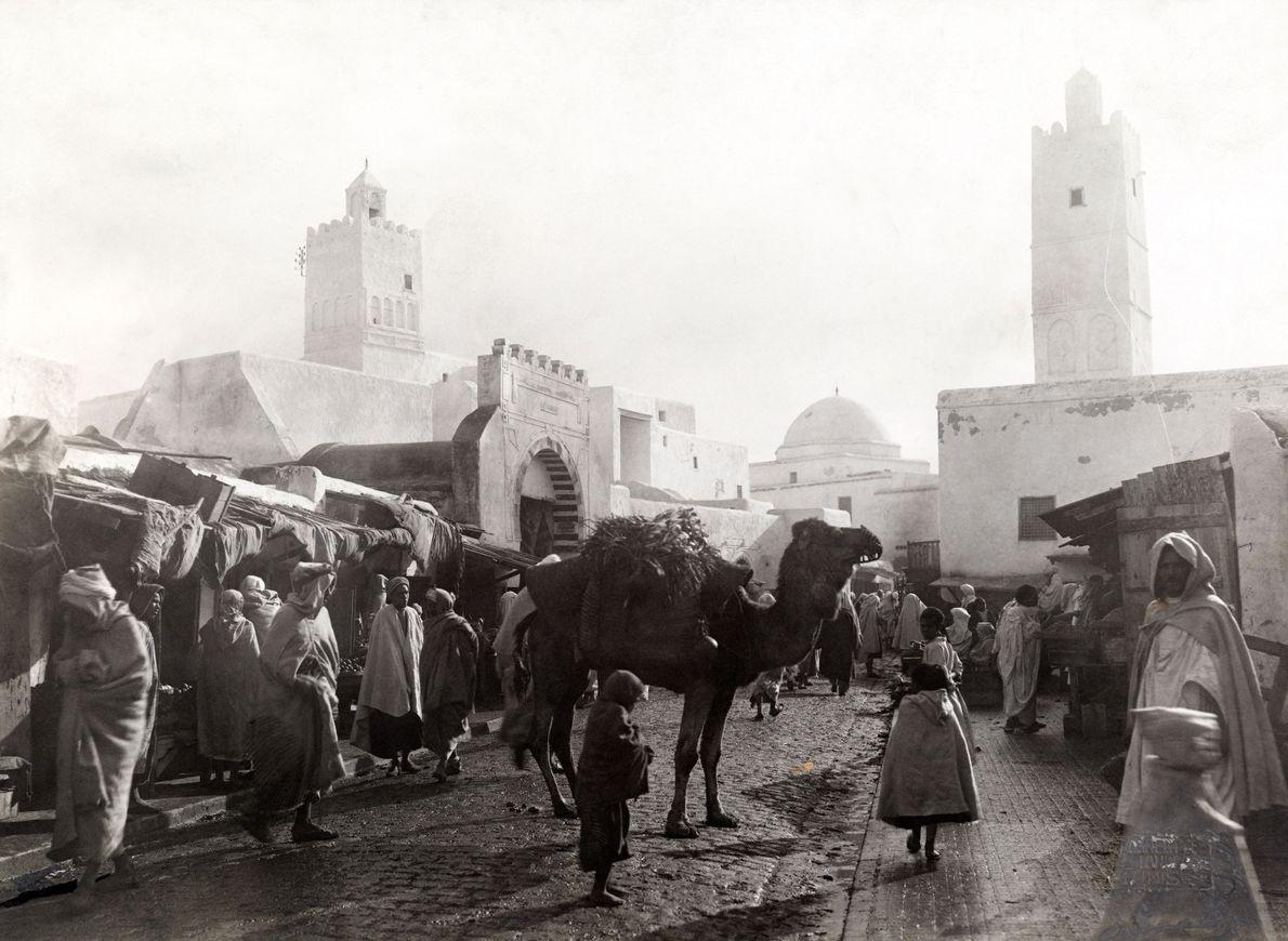 Kairowan, Tunisia: 1911