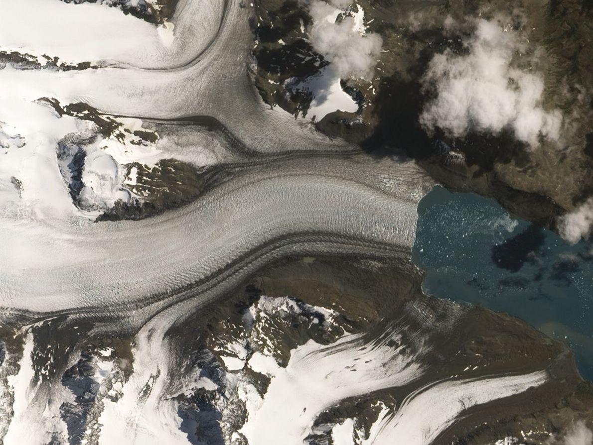 Neumayer-Gletscher