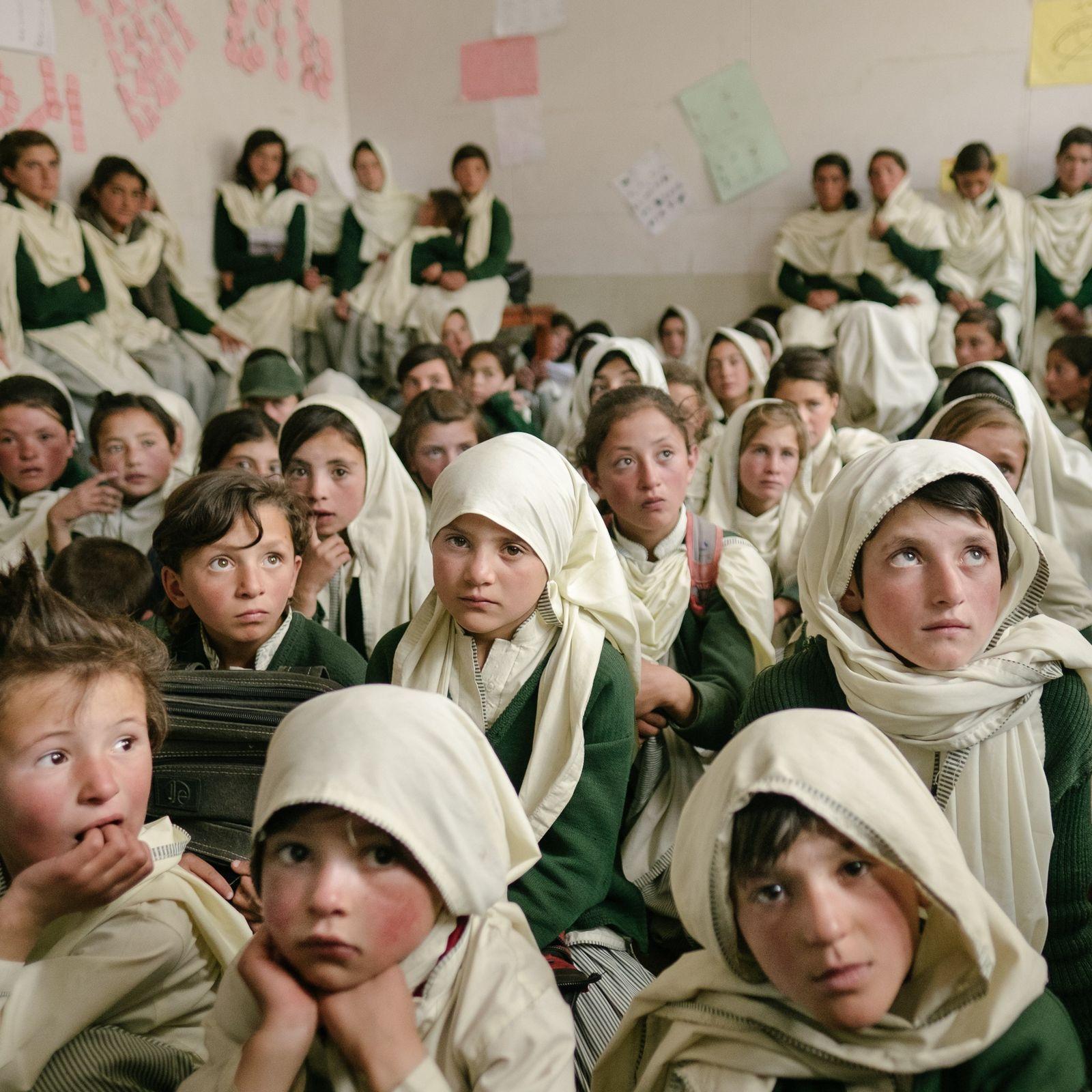 Bildung ist ein Eckpfeiler der ismailitischen Kultur, insbesondere für Mädchen.