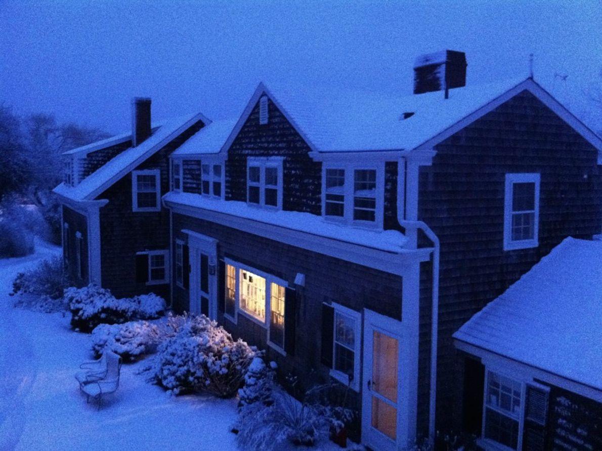 Winter, Cape Cod