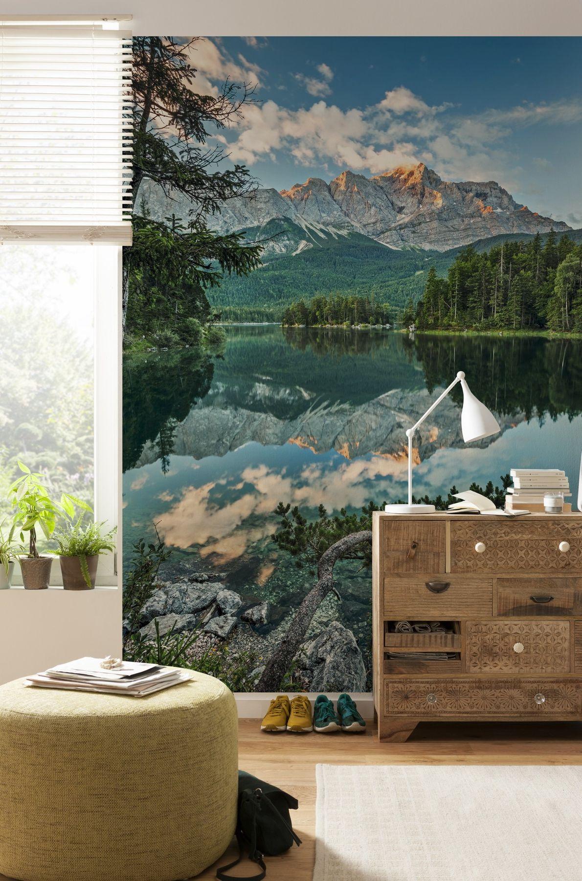 Tapete: Mirror Lake