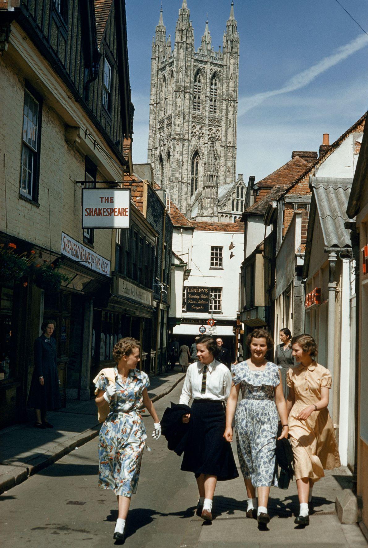 Canterbury, Great Britain: 1955