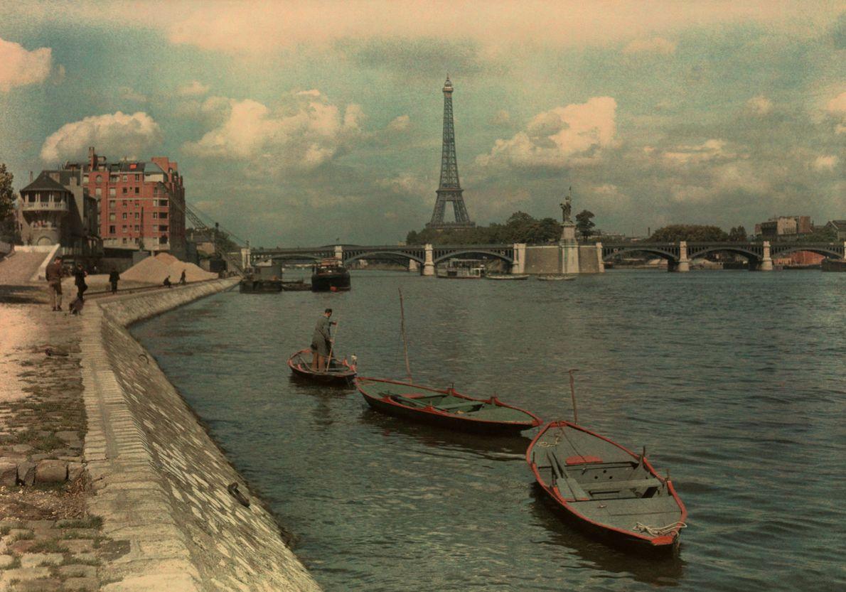 Paris, France: 1936