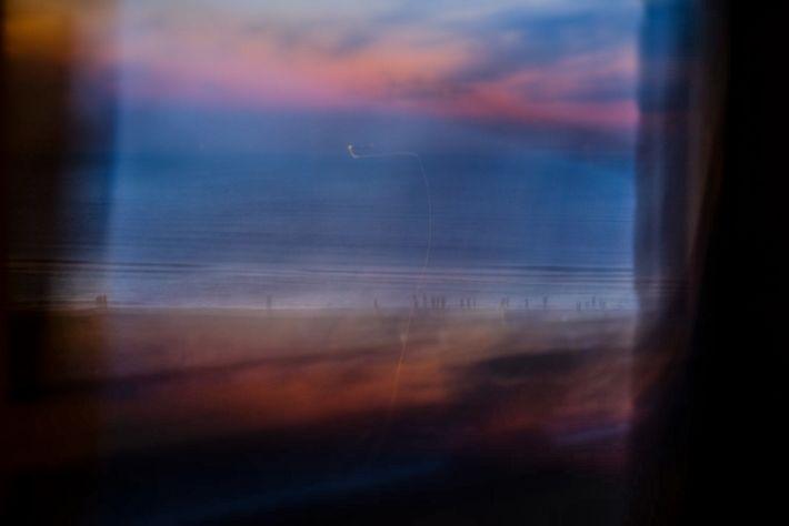 Küstenstadt Zandvoort