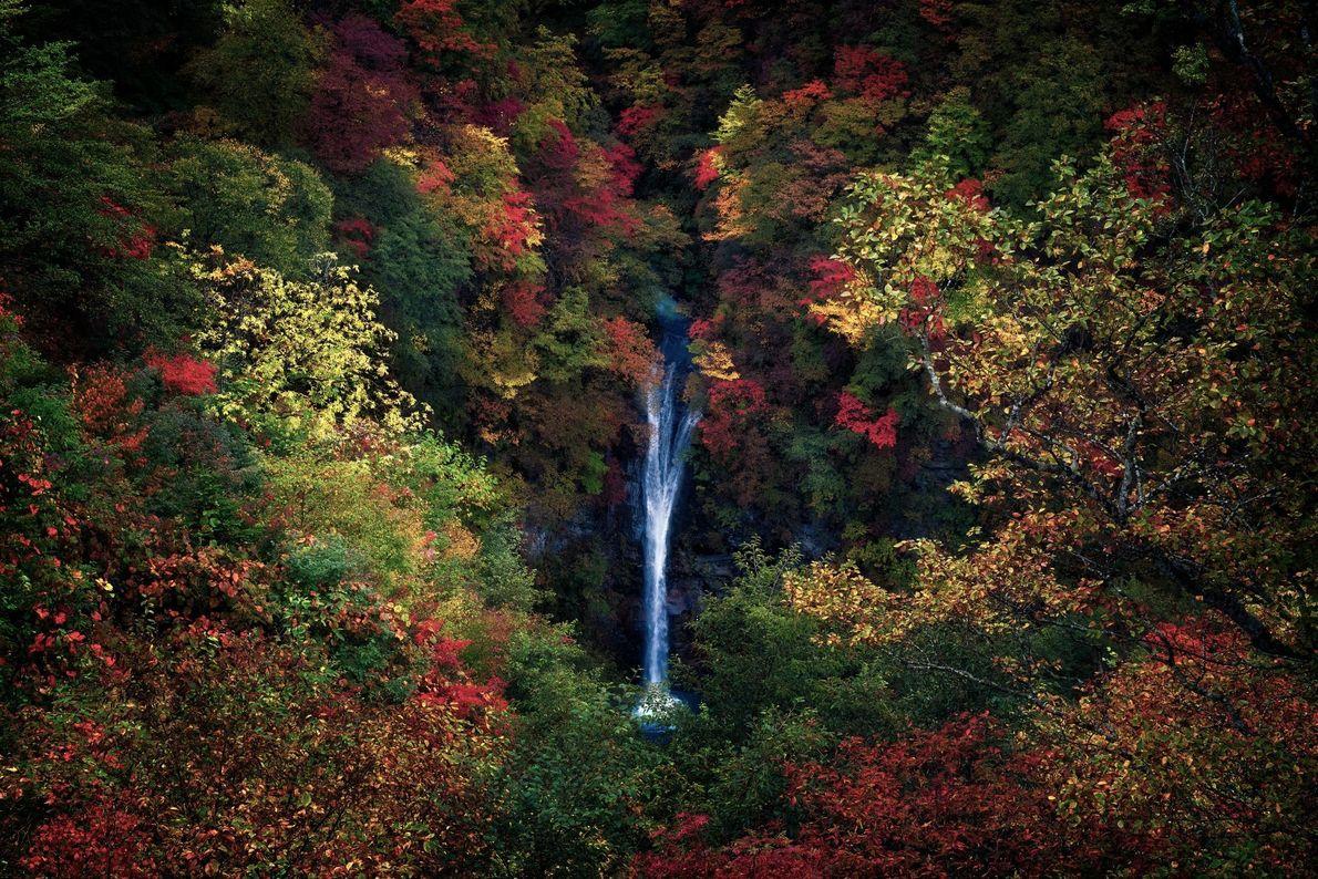 Komadome-Wasserfall