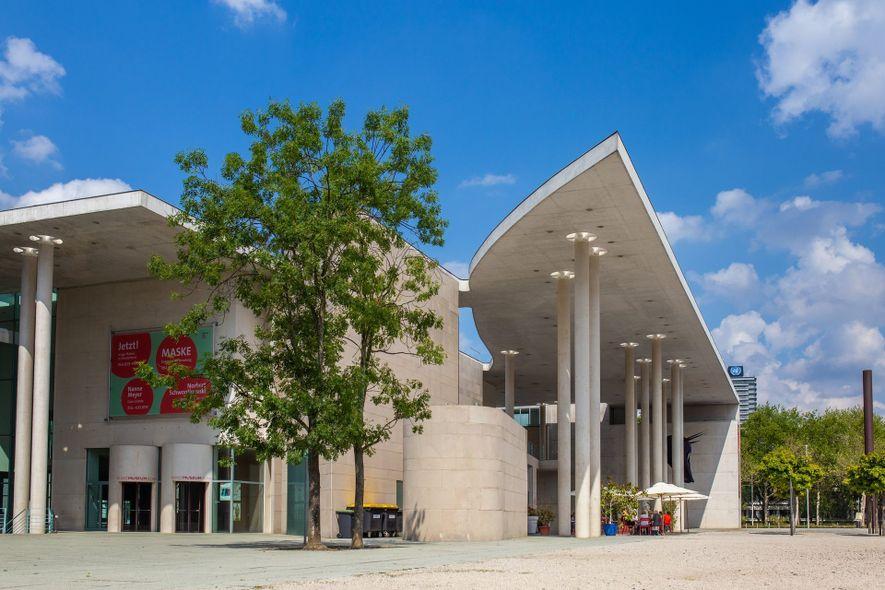 Bonner Kunstmuseum: Beeindruckende Gegenwartskunst und eines der schönsten Museumsbauten Deutschlands.