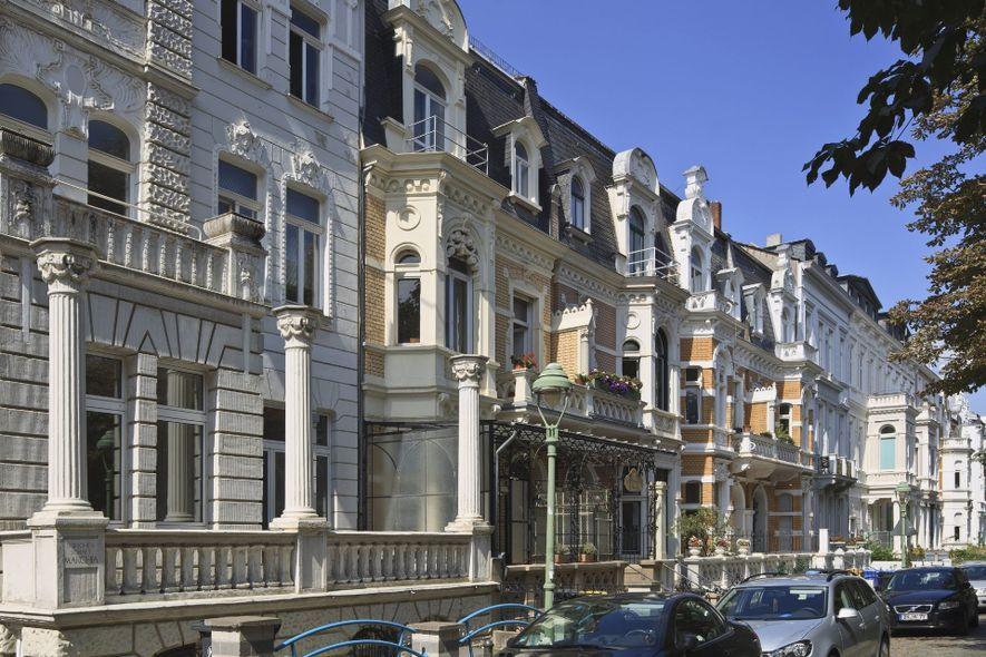 Die Bonner Südstadt ist das größte zusammenhängende erhaltene Gründerzeitviertel Deutschlands.
