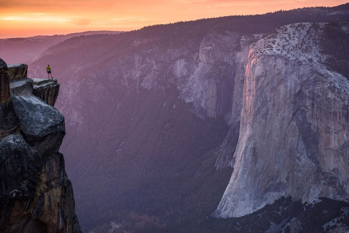 Tal des Yosemite