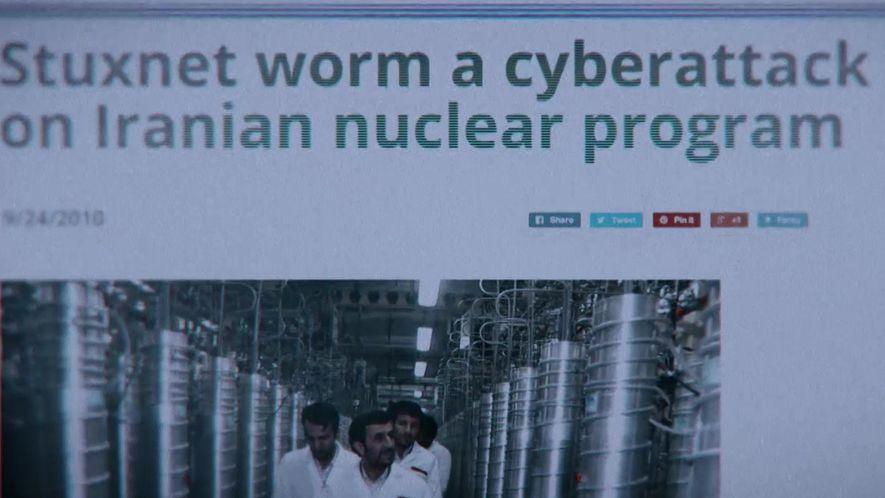Breakthrough - Aufbruch in unsere Zukunft - Cyber-Terror