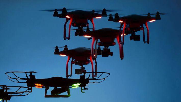 Breakthrough  – Aufbruch in unsere Zukunft – Autonome Drohnen