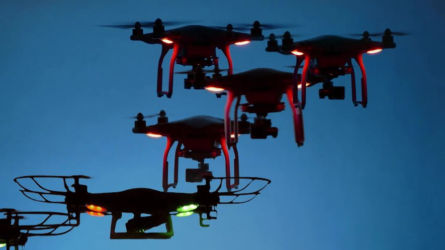 Breakthrough– Aufbruch in unsere Zukunft – Autonome Drohnen