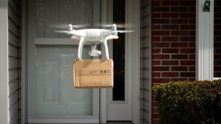 Breakthrough - Aufbruch in unsere Zukunft - Drohnen.