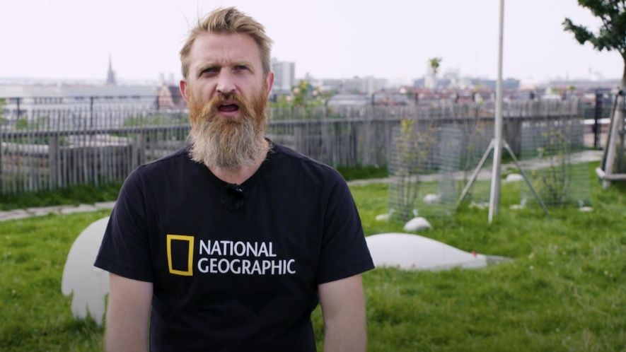 National Geographic Explorer - Daniel Raven-Ellison