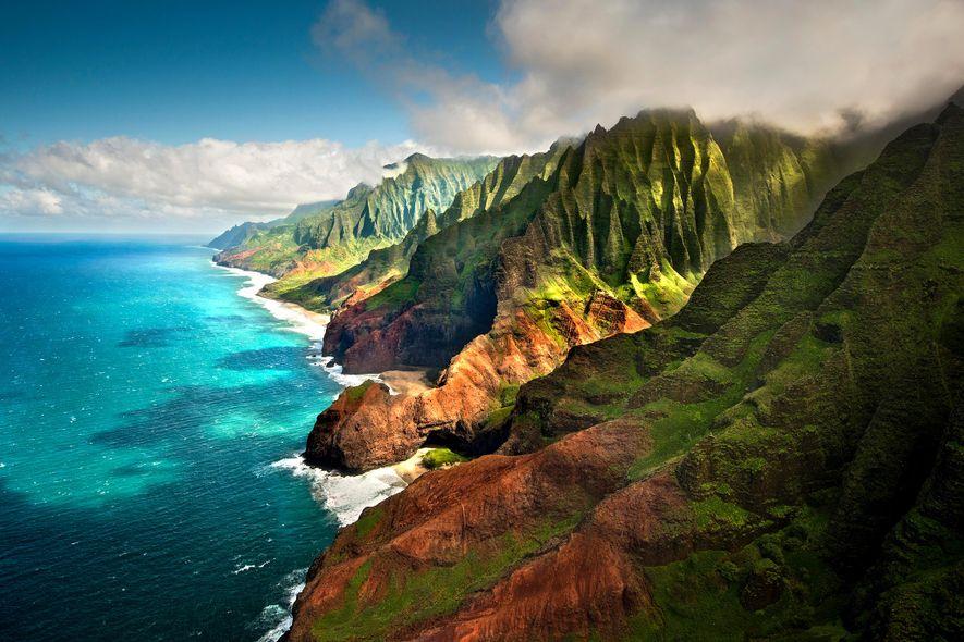 10 der beeindruckendsten Orte auf Hawaii