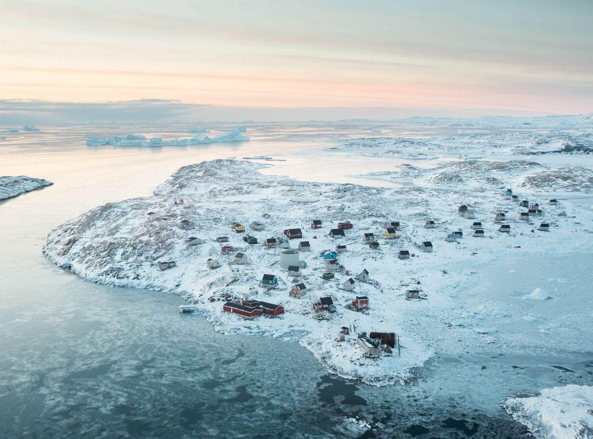 Isortoq auf Grönland