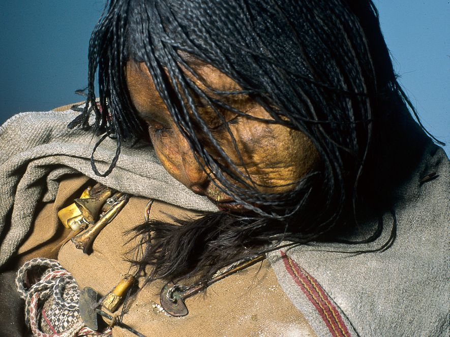 Kinderopfer der Inka standen unter Drogen