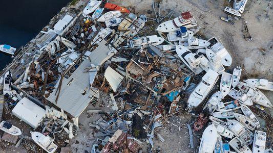 Nach dem Hurrikan: Die verlassenen Florida Keys