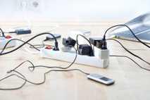Stromfresser lauern im Haushalt