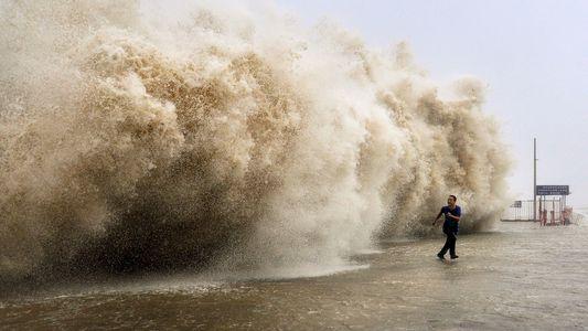 Taifun, Hurrikan, Zyklon: Was ist der Unterschied?