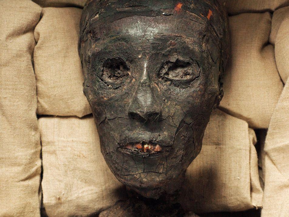 Spontane Selbstentzündung von Tutanchamun vermutet
