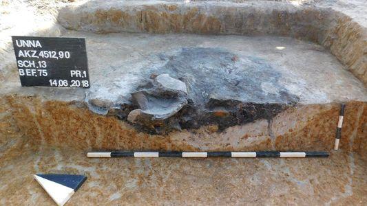 Archäologen entdecken eisenzeitliche Siedlung bei Unna