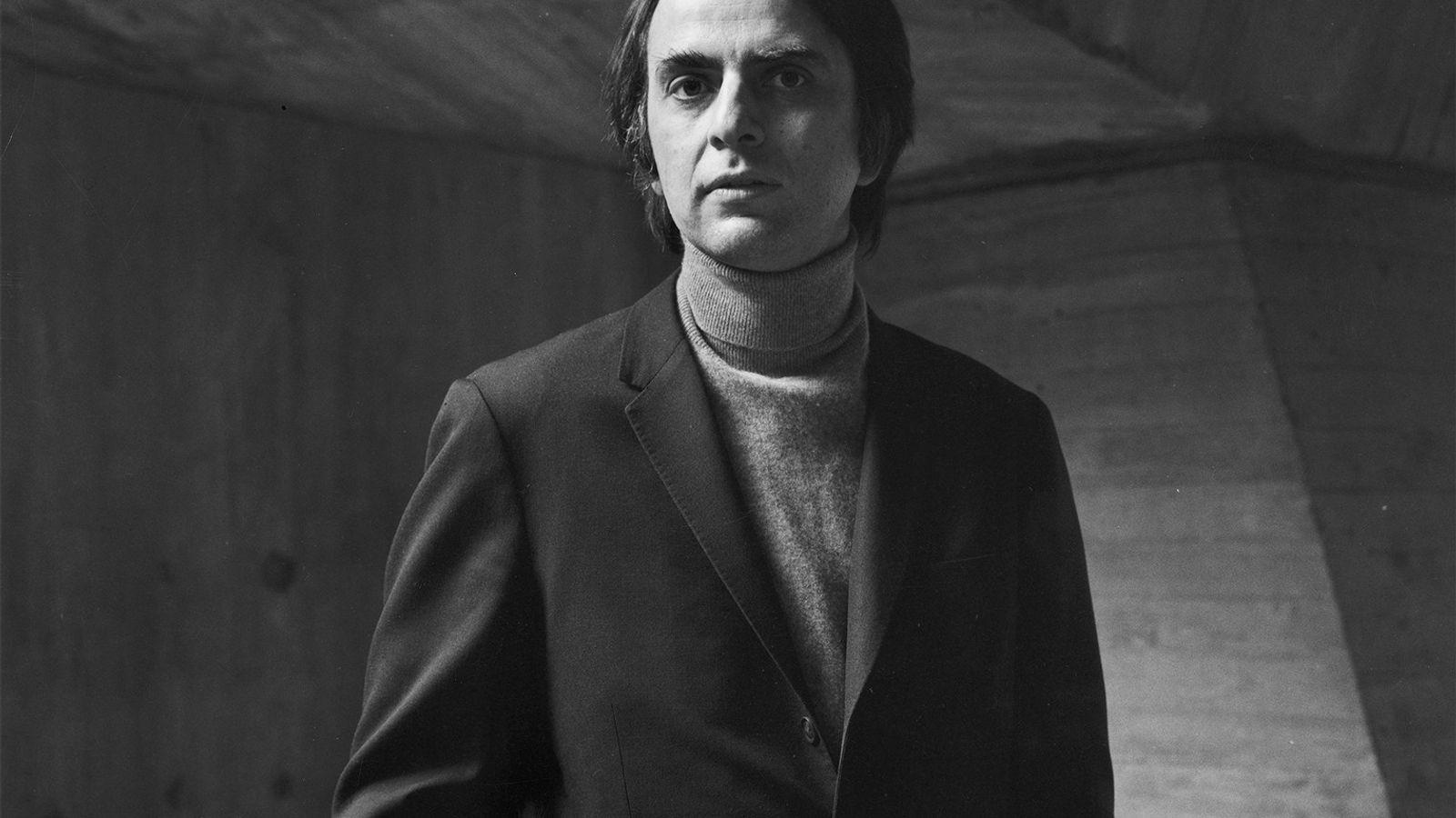 """Der Astronom Carl Sagan war der """"berühmteste US-Wissenschaftler der 1980er und frühen 1990er Jahre""""."""